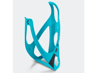 Cube Flaschenhalter turquoise n black matt