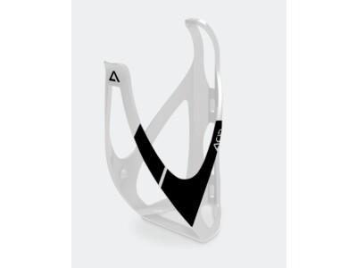 Cube Flaschenhalter ACID white n black matt