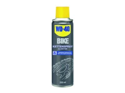 WD-40 Kettenspray Bike Allwetter