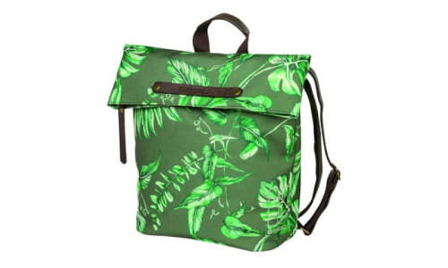 Basil Ever-Green Bicycle Backpack
