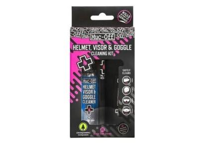 Muc-Off Helmet, Visor & Goggle Cleaning Kit 32ml