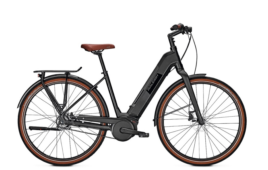 Raleigh Raleigh Liverpool Premium, 500Wh, Wave 48
