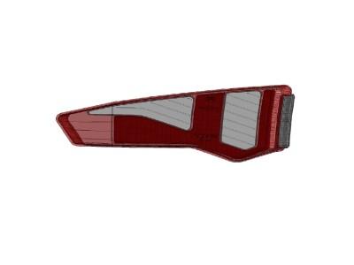 Uebler Rücklichtglas