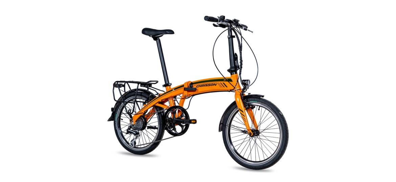 Chrisson EF1 2021 8G Shimano Acera  ANANDA orange
