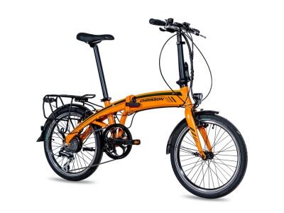 EF1 2021 8G Shimano Acera  ANANDA orange