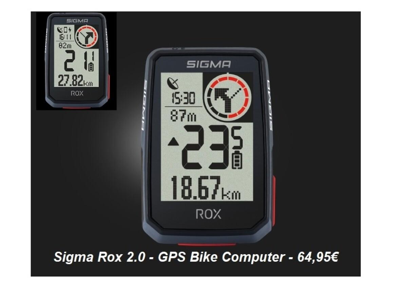 Sigma Rox 2.0 Mount Top