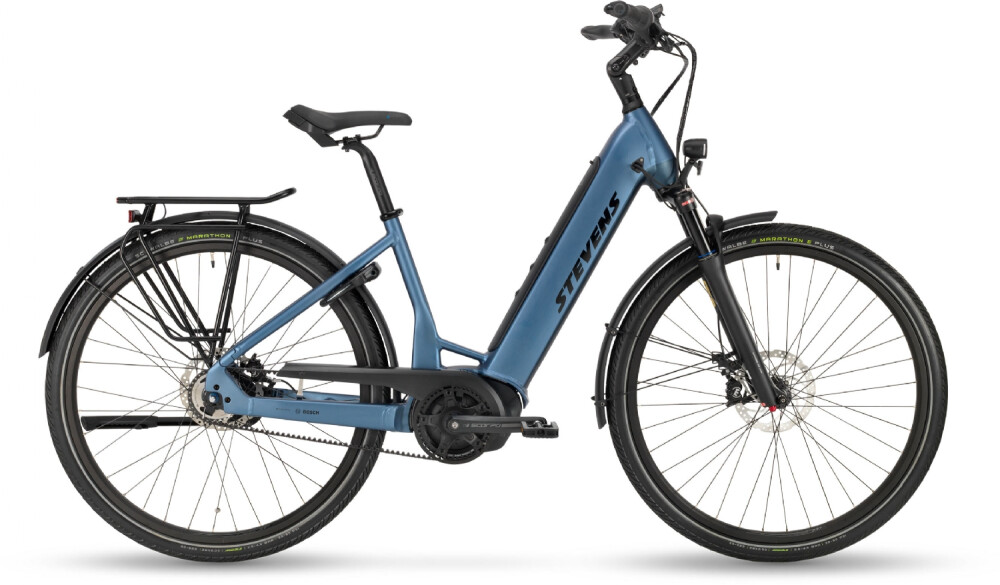Stevens E - Courier Plus Forma 56 cm blau