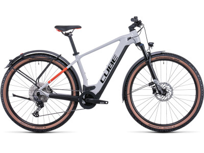 Cube Reaction hybrid Pro 625 Allroad grey´n´red 29 2022