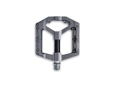 RFR Cube Pedale Flat SLT 2.0 grau/schwarz