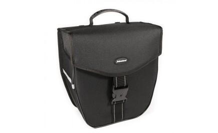 Haberland Einzeltasche 16l, Classic, schwarz