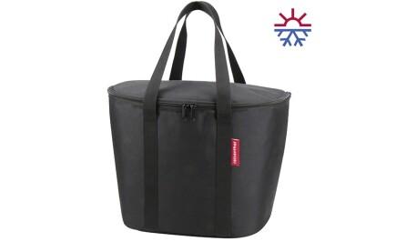 KlickFix Iso Basket Bag, schwarz 0370S