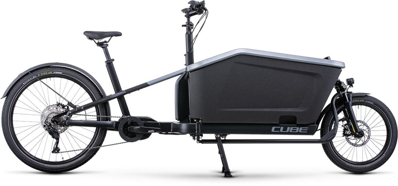 Cube Cargo Sport Dual Hybrid 1000 flashgrey´n´black