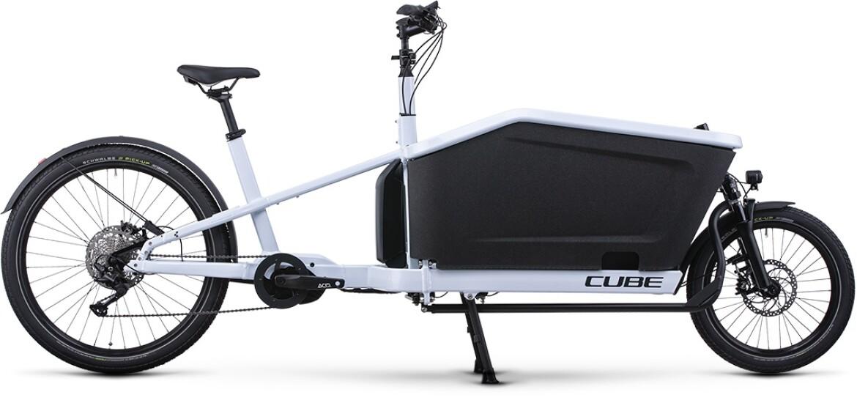 Cube Cargo Sport Dual Hybrid 1000 flashwhite´n´black