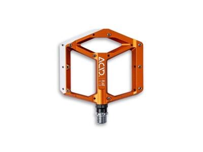 PEDALE ACID FLAT A1-CB orange