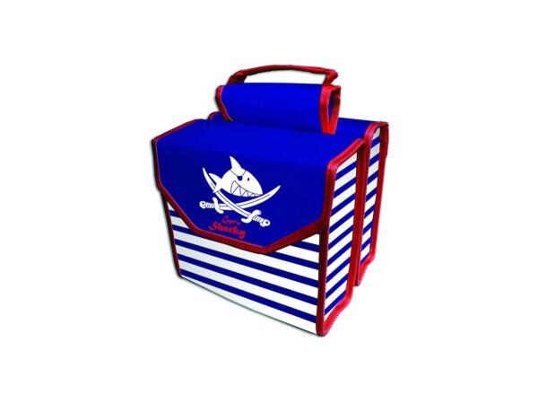 Packtasche Capt´n Sharky