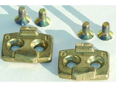 Time Pedal Ersatzplatten