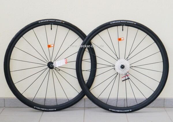 DT Swiss - PR 1400 DICUT® OXiC