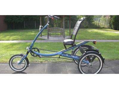 Pfau-Tec Scooter-Bike