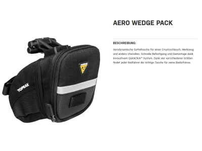 Aero Wedge Pack Medium