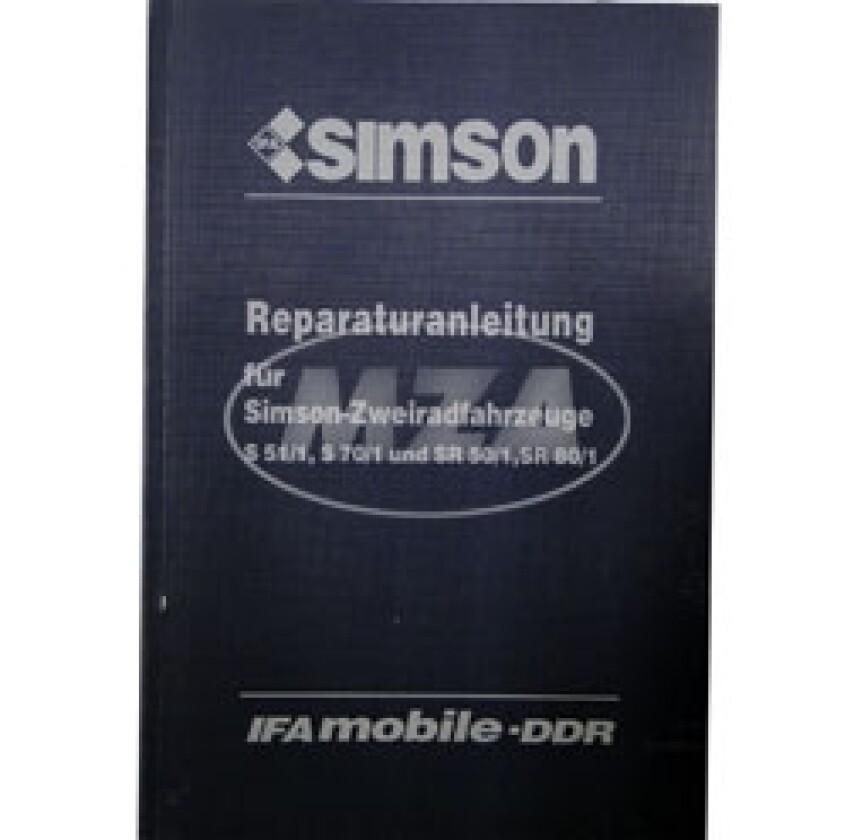 Simson Reparaturanleitung
