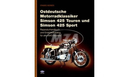 Simson Buch Simson AWO