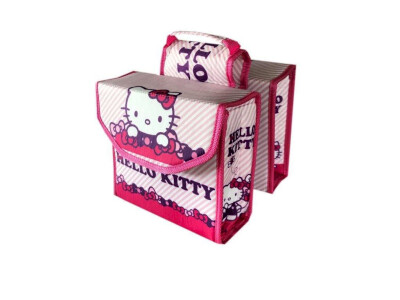 Bike Fashion Kinder-Doppelpacktasche    Hello Kitty