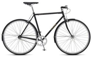 viva bike - Bellissimo matt schwarz