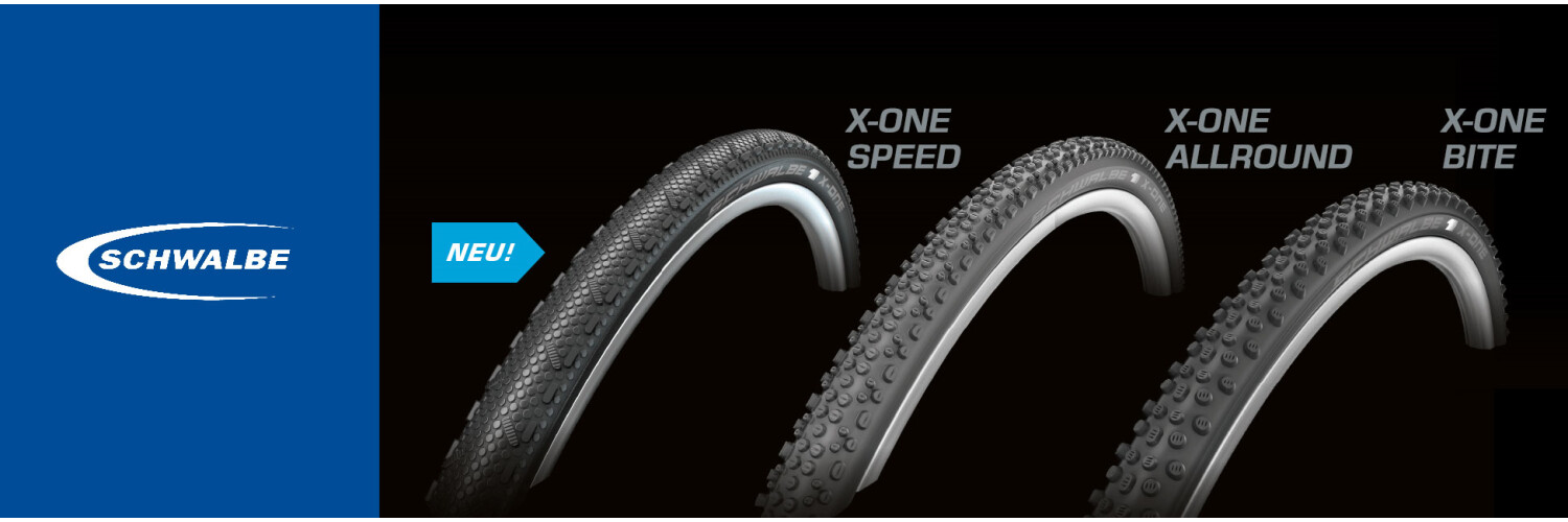 Schwalbe X-ONE SERIES 3:1