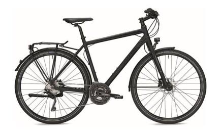 Morrison S 7.0, Trekkingbike mit 30-Gang Shimano XT Kettenschaltung, Gewicht 13.8kg