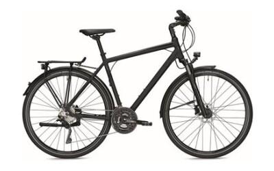 Morrison T 7.0, Trekkingbike mit 30-Gang Shimano XT Kettenschaltung, Gewicht 15.2kg