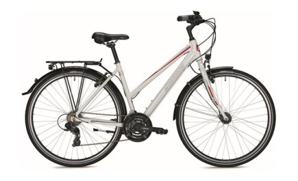 Morrison T 1.0, Trekkingbike 21 Gang Shimano Kettenschaltung, LED Lichtanlage