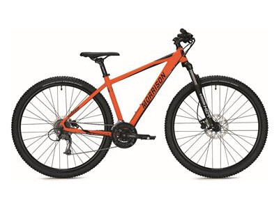 "Morrison Comanche 29"" orange matt"
