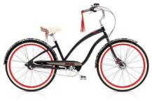 Cruiser-Bike Electra Bicycle Queen of Hearts 3i Ladies