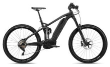 E-Bike FLYER Uproc7 Schwarz/Graphitsilber