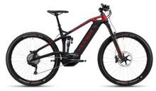 E-Bike FLYER Uproc6 Spaceblau met/Ibisrot