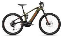 E-Bike FLYER Uproc6 Olive met/Magmarot