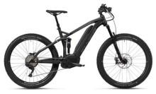 E-Bike FLYER Uproc 4 Schwarz/Graphitsilber