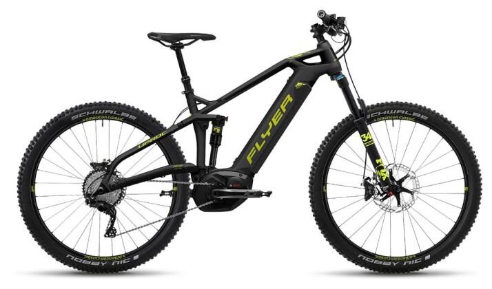 E-Bike FLYER Uproc 3 Schiefergrau/Gekogrün Uproc3 6.30 2018