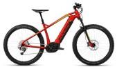 E-Bike FLYER Uproc1 Ibisrot/Gekogrün
