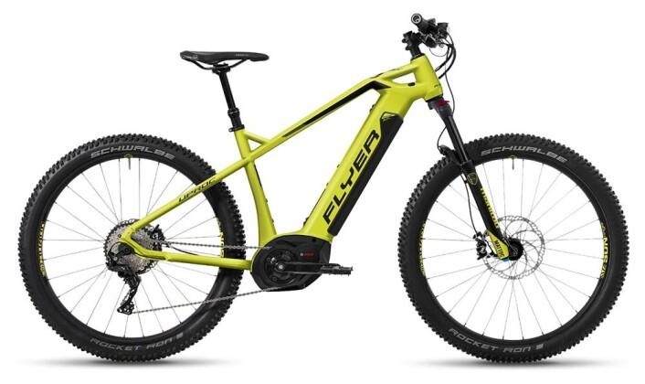 E-Bike FLYER Uproc1 Gekogrün/Schwarz 2018