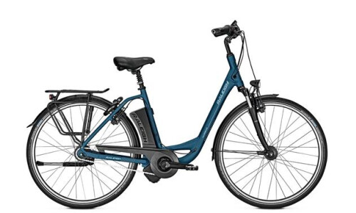Raleigh Dover Impulse 8 HS blue matt