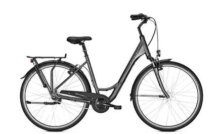 Raleigh Unico Plus, Damen 26 Zoll Citybike 7-Gang Nabenschaltung, Rücktrittbremse, LED Beleuchtung, gefedert