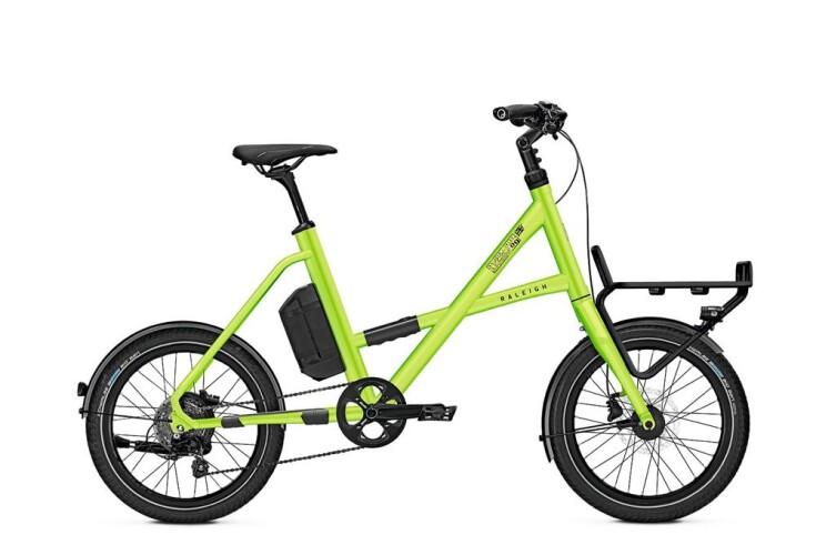Austin Compact, Neues E-Bike System: Groove Go, Leichter Hinterradmotor und 7Ah Akku.