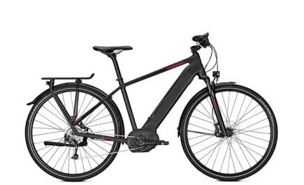 Raleigh KENT 9, Trekkingbike mit 9-Gang-Kettenschaltung, starker Akku mit 13.4 Ah