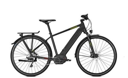 Raleigh KENT 10, Trekkingbike mit 10-Gang-Kettenschaltung, starker Akku mit 13.4 Ah