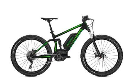 Univega RENEGATE B2.0 Plus, MTB Fully mit Bosch Performance-CX  Motor, 10- Gang