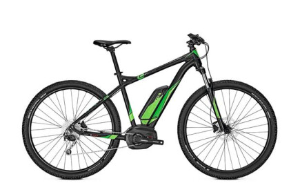 Univega Summit E 1.0 E-Bike MTB Hardtaill mit Bosch Performance CX Motor, 10 Gang
