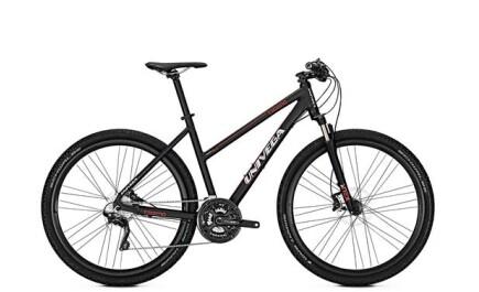 Univega Terreno 8.0, Crossbike mit Shimano 30-Gang XT-Kettenschaltung