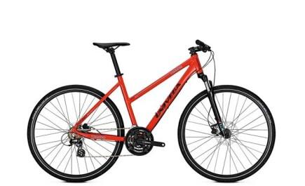 Univega Terreno 3.0, sportliches Damenrad, 21-Gang-Kettenschaltung