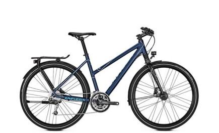 Univega GEO 6.0, leichtes Trekkingbike mit Shimano 27-Gang Deore Kettenschaltung, Shimano Disc